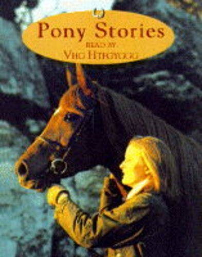 "9780001024458: Pony Stories: ""Candy Goes to the Gymkhana"", ""Secret Pony"", ""Shadow"" & ""Winter Pony"" (Collins Audio)"
