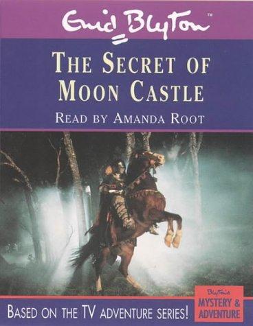 9780001025158: The Secret of Moon Castle (The secret four)
