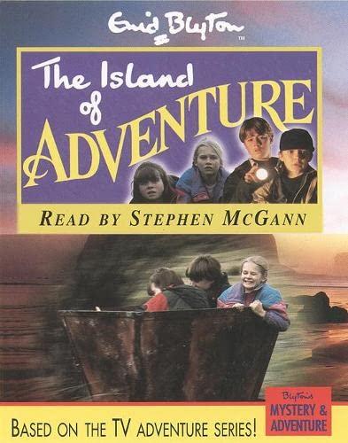 9780001025196: The Island Of Adventure