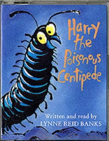 9780001025264: Harry the Poisonous Centipede: A Story To Make You Squirm
