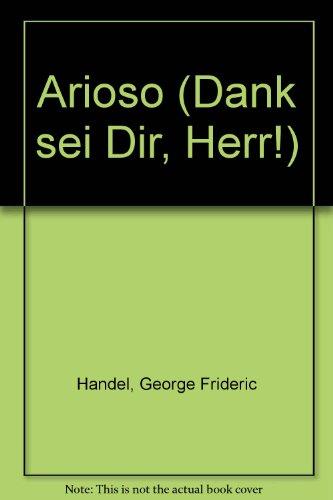 9780001029583: Arioso (