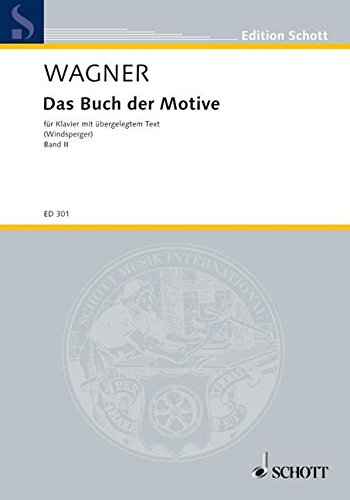 9780001031197: The book of motifs Band 2 (from Richard Wagner's operas and music dramas)