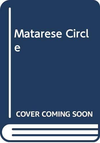 9780001031302: Matarese Circle