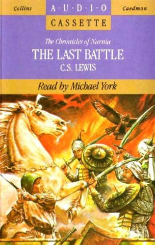 9780001034150: The Last Battle (Chronicles of Narnia)