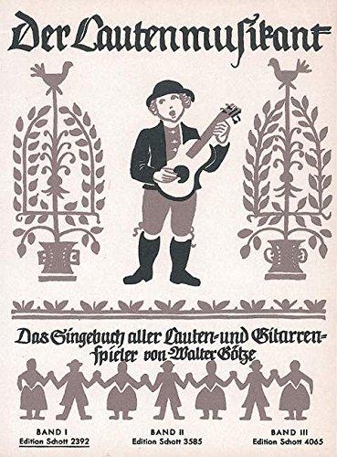9780001037212: Lautenmusikant 1 - Book