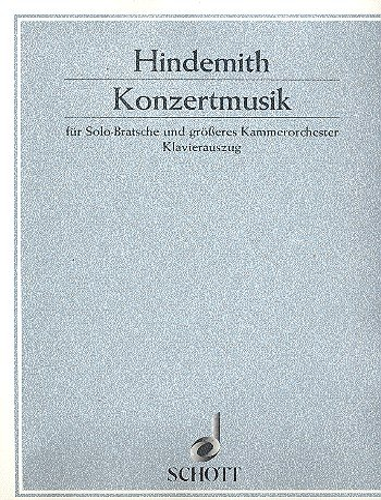 9780001040885: Konzertmusik op. 48 (definitive Fassung)