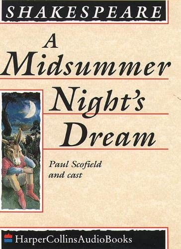 9780001042155: A Midsummer Night?s Dream: Complete & Unabridged