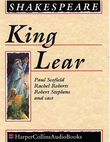 9780001042353: King Lear: Complete & Unabridged