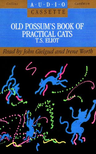 9780001042377: Old Possum's Book of Practical Cats