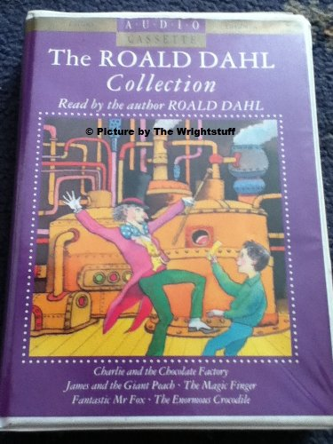 9780001042711: Roald Dahl Tape New Format