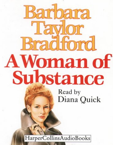 9780001046313: A Woman of Substance