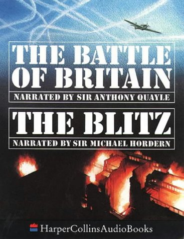 9780001046504: The Battle of Britain and The Blitz (Audio Book)