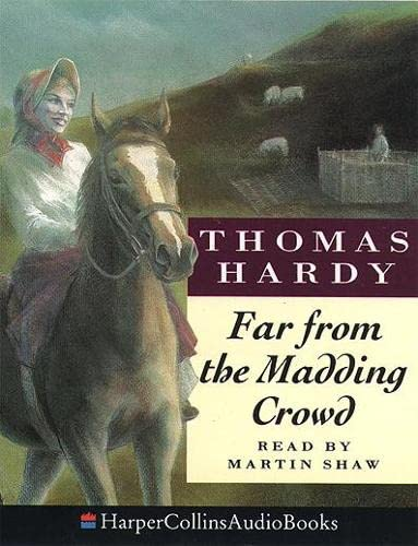 9780001046832: Far from the Madding Crowd (HarperCollinsAudioBooks)