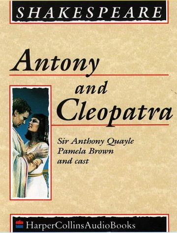 a literary analysis of antony and cleopatra by william shakespeare