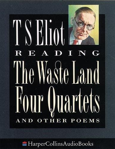 9780001046870: T.S.Eliot Reading the Waste Land and Other Poems: Complete & Unabridged