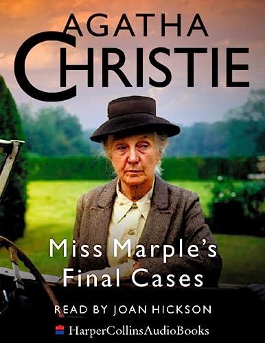 9780001046894: Miss Marple's Final Cases