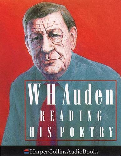 9780001047037: W.H.Auden Reading His Poetry