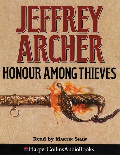 9780001047075: Honour Among Thieves