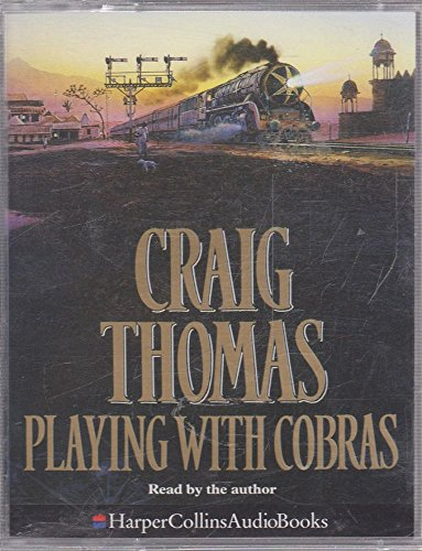 9780001047198: Playing With Cobras