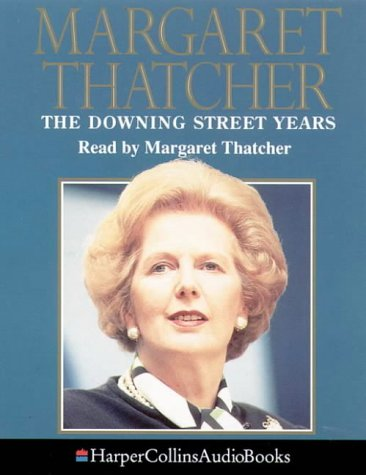 9780001047228: The Downing Street Years