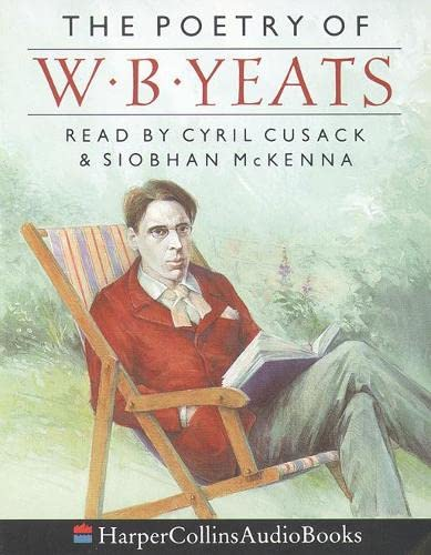 The Poetry of Yeats (0001047302) by W. B. Yeats
