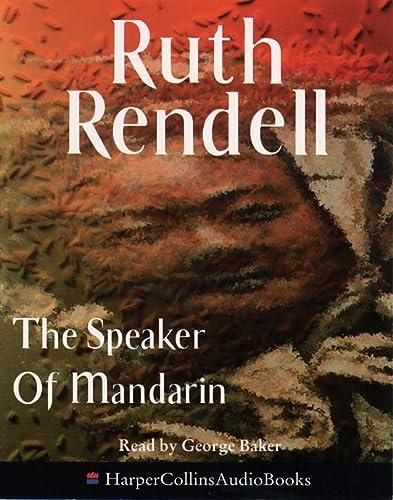 9780001048614: The Speaker of Mandarin