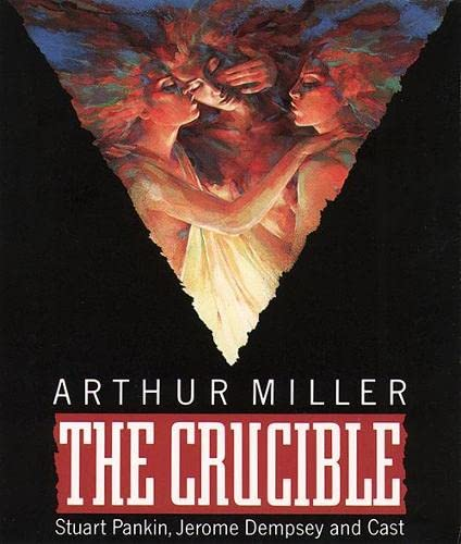 9780001048799: The Crucible: Performed by Stuart Pankin, Jerome Dempsey & Cast
