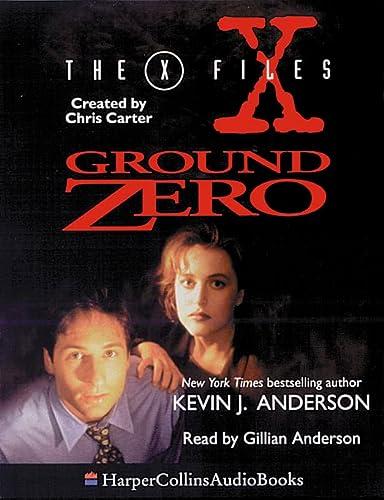 9780001049895: X-files: Ground Zero (The X-files)