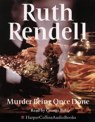 9780001050099: Murder Being Once Done