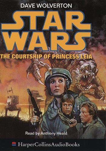 9780001050839: Star Wars - The Courtship of Princess Leia