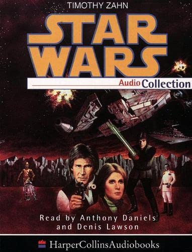 9780001052000: Star Wars - The Thrawn Trilogy Boxed Set: