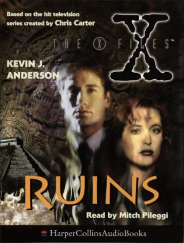 9780001052185: Ruins (The X-Files, Book 4)