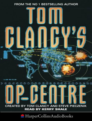 9780001052246: Op-Centre (Tom Clancy's Op-Center, #1)
