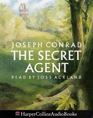 9780001052345: The Secret Agent (HarperCollinsAudioBooks)