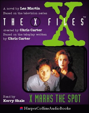 9780001052499: The X-Files - X Marks the Spot