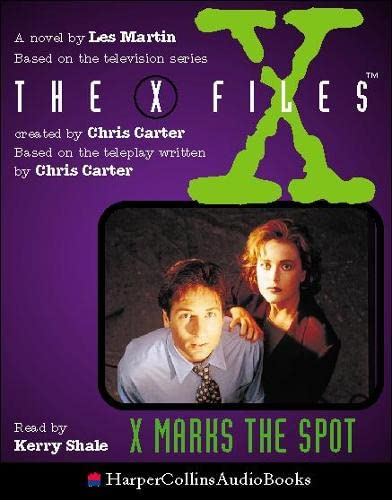 """""""X-files"""": X Marks the Spot (0001052497) by Les Martin"""