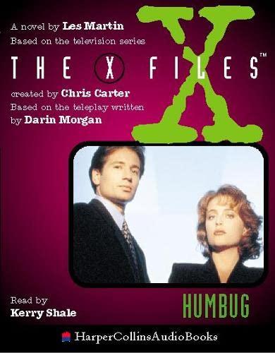 9780001052512: The X-Files - Humbug