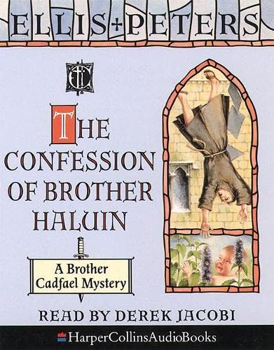 9780001052895: The Confession of Brother Haluin