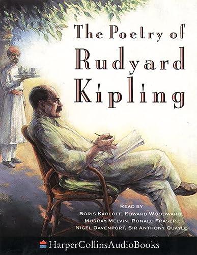 9780001053014: The Poetry of Rudyard Kipling: Unabridged