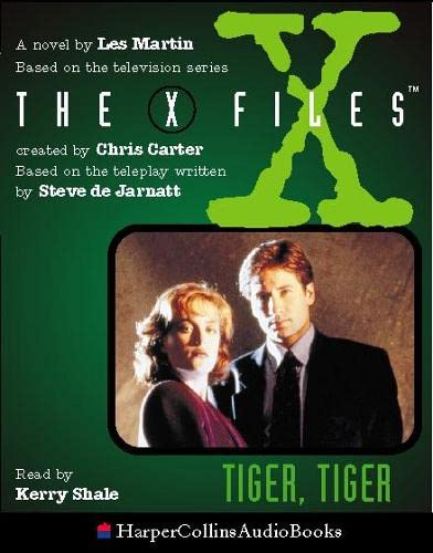 9780001053267: The X-Files - Tiger, Tiger