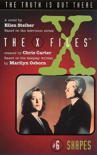 9780001053274: The X-Files - Shapes