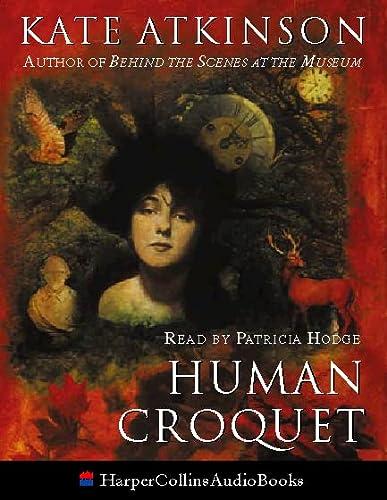 9780001053632: Human Croquet