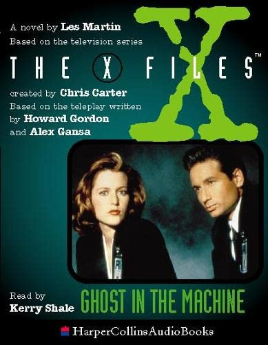 9780001053663: The X-Files - Ghost in the Machine