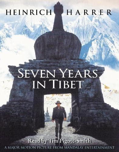 9780001054370: Seven Years in Tibet