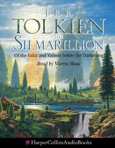 9780001054646: The Silmarillion: Of the Valar and Valinor Before the Darkening