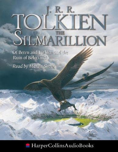 9780001054660: The Silmarillion: Of Beren and Luthien and the Ruin of Beleriand