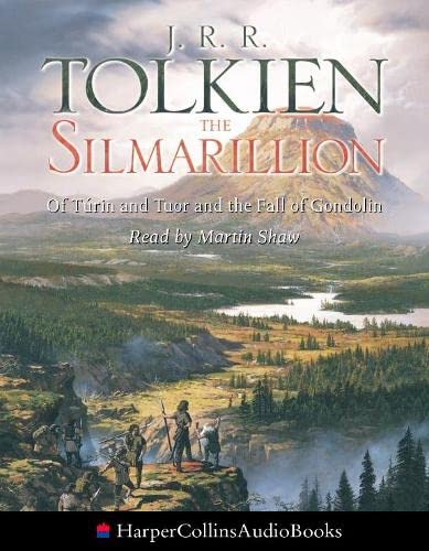 9780001054677: The Silmarillion: Of Turin and Tuor and the Fall of Gondolin