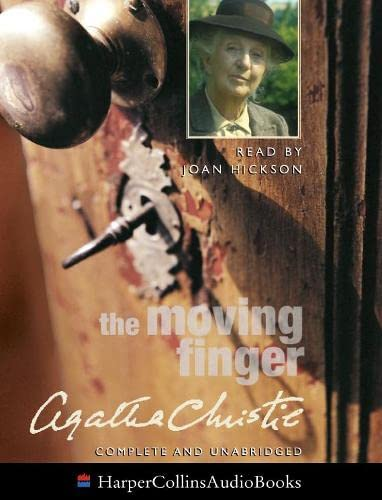 9780001054868: The Moving Finger: Unabridged