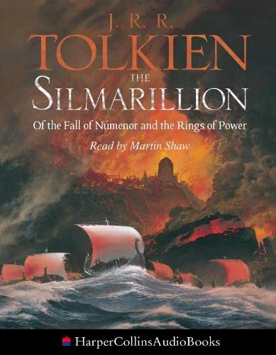 9780001054905: The Silmarillion: Of the Fall of Numenor and the Rings of Power