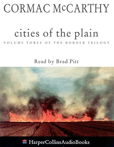 9780001055377: Cities Of The Plain-Audio Book-Unabridged-Cassette